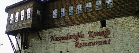 Haznedaroğlu Konağı & Restaurant is one of Beğeniler.