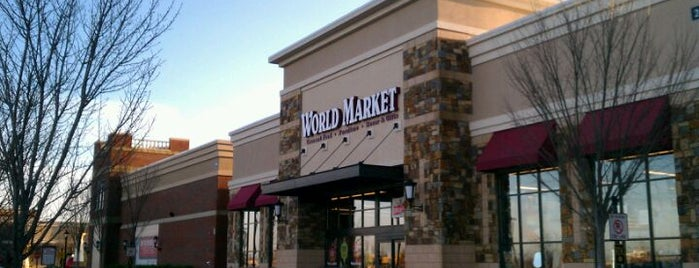World Market is one of ᴡᴡᴡ.Jared.luyq.ru's Liked Places.