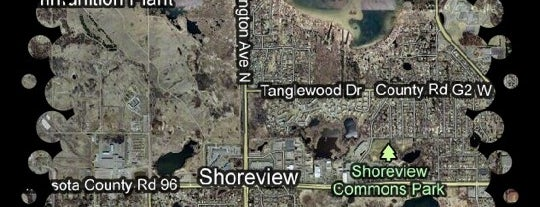 City of Shoreview is one of Around MN.