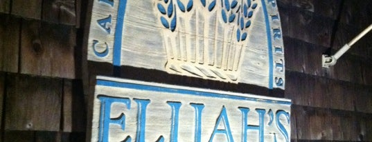 Elijah's is one of Posti salvati di Alex.