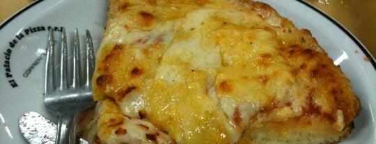 El Palacio de la Pizza is one of Microcentro food.