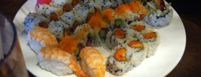 Sushi Ai is one of Emily : понравившиеся места.