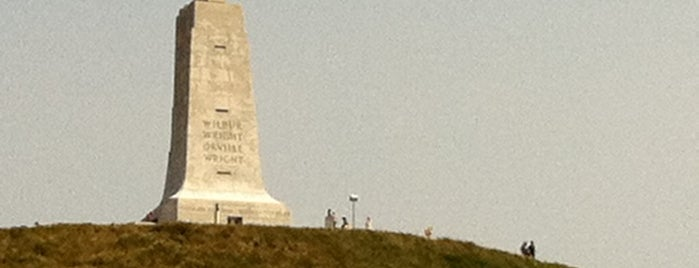 Wright Brothers National Memorial is one of Things to See.