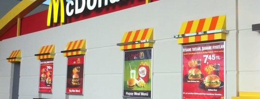 McDonald's is one of Tempat yang Disukai Ebru.