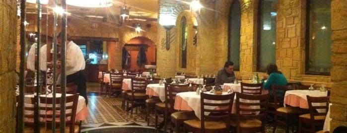 Ami Pizzeria is one of Tempat yang Disimpan Spiros.