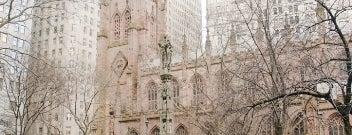 トリニティ教会 is one of USA Trip 2013 - New York.
