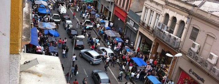 Rua 25 de Março is one of 48 horas em Sampa. O que você recomendaria fazer?.