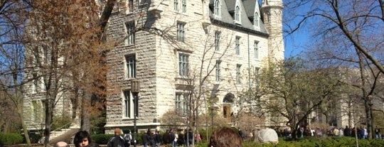 Northwestern Üniversitesi is one of Leadership Institute: Chicago.
