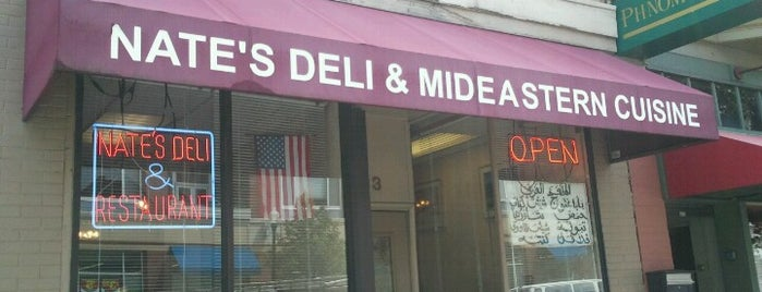 Nate's Deli is one of Ohio City Hot Spots.