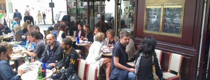 Le Progrès is one of Kristen's Paris.