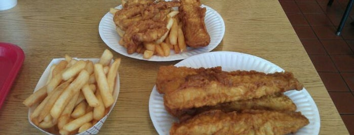 H. Salt Fish & Chips is one of Fish & Chips.