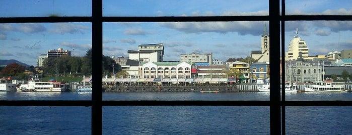 MAC - Museo de Arte Contemporaneo is one of Valdivia.