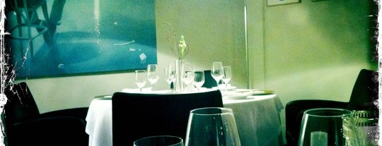 Osteria Francescana is one of Chef's Table.