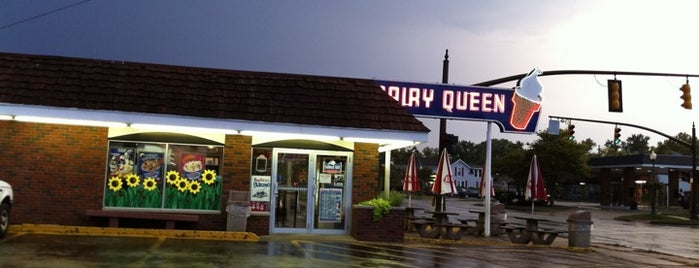 Dairy Queen is one of Gespeicherte Orte von Bill.