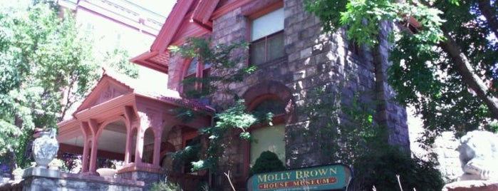 Molly Brown House Museum is one of Places I've been.