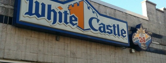 White Castle is one of Tempat yang Disukai Jason.