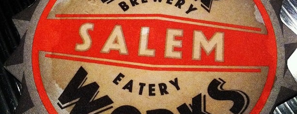 Salem Beer Works is one of Boston.