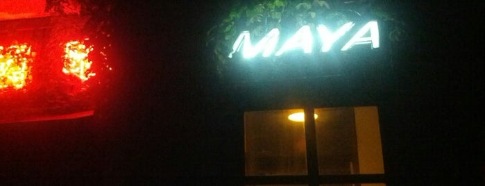 Maya Bar is one of Lugares favoritos de Jingyuan.