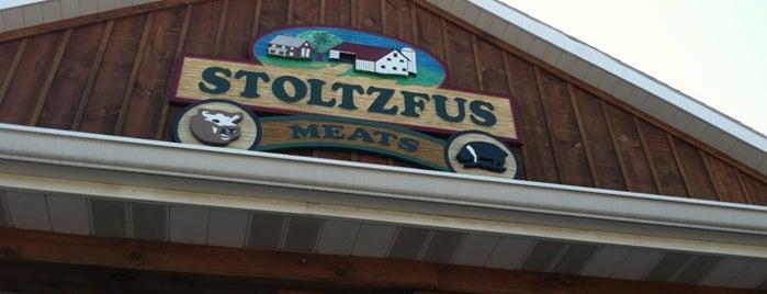Stoltzfus Meats & Deli is one of Posti che sono piaciuti a Chris.