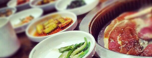 Seoul Korea BBQ Restaurant is one of Peter'in Beğendiği Mekanlar.