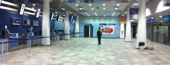 Међународни аеродром Тиват (TIV) is one of Free WiFi Airports 2.