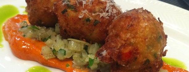 Nosh Euro Bistro is one of 50 Best Restaurants in Dallas -- 2013 edition.