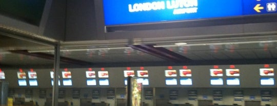 London Luton Airport (LTN) is one of Airports in Europe, Africa and Middle East.