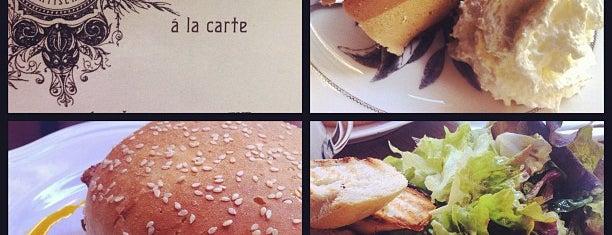 Bistro St. Germain is one of Food.