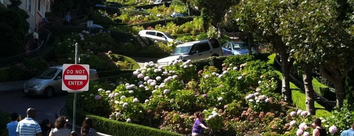 Lombard Street is one of mylifeisgorgeous in San Francisco.
