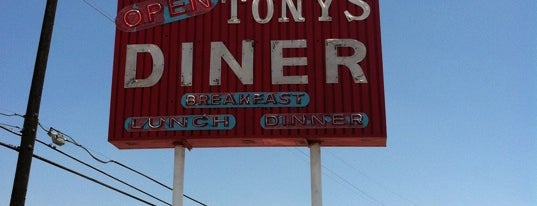 Papa Tony's Diner is one of Greasy Spoons.