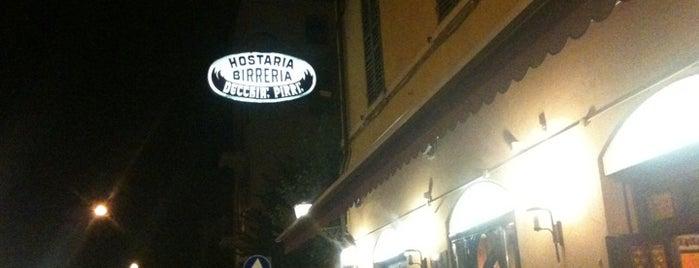 Antica Osteria Vecchia Pirri is one of Mangiare.