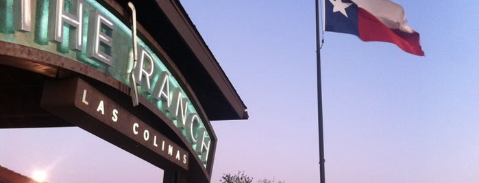The Ranch at Las Colinas is one of Dallas Restaurants List#1.