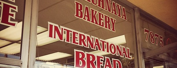 Stolichnaya Bakery is one of TryLA.