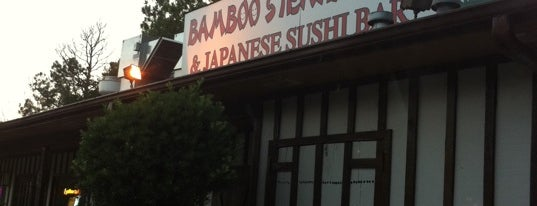 Bamboo Steakhouse and Sushi is one of Mobile's Top Eats.