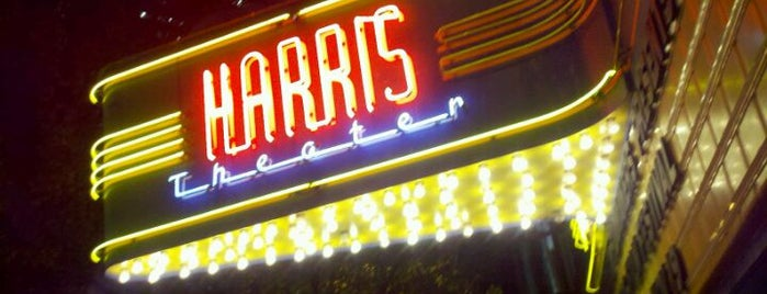 Harris Theater is one of Out of town Restaurants.