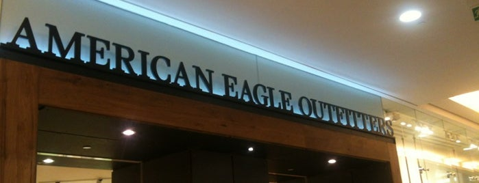 American Eagle Outfitters is one of Where I have been.