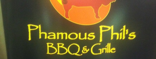 Phamous Phils BBQ is one of Foodie - Misc 1.