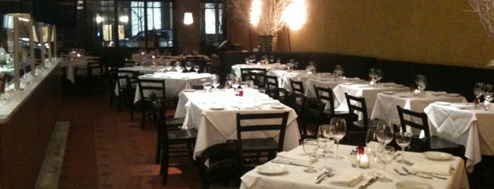 Barolo Ristorante is one of NYC TriBeCa.