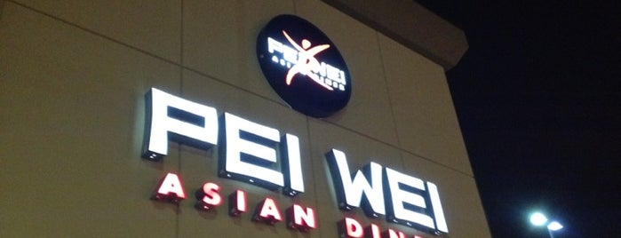 Pei Wei is one of Locais curtidos por Annette.