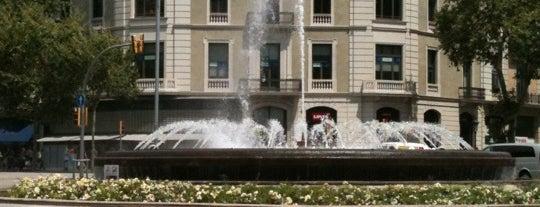 Avinguda Diagonal amb Passeig de Gràcia is one of Lugares favoritos de jordi.