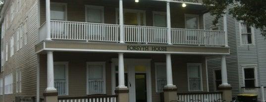 Forsyth House is one of Dylan'ın Beğendiği Mekanlar.