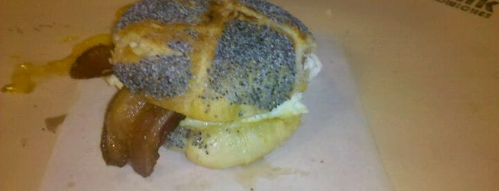 """Bunk Sandwiches is one of """"Diners, Drive-Ins & Dives"""" (Part 2, KY - TN)."""