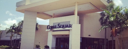 Coral Square is one of Coral Springs.