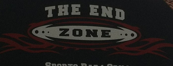 End Zone Sports Bar And Grill is one of M-US-01.