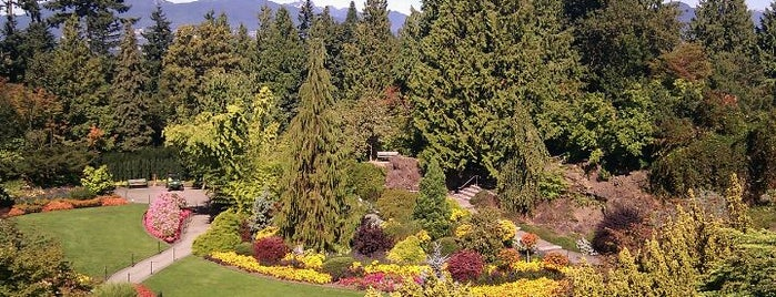 Queen Elizabeth Park is one of Vancouver.