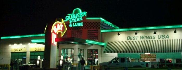 Quaker Steak & Lube® is one of Locais curtidos por NoirSocialite.