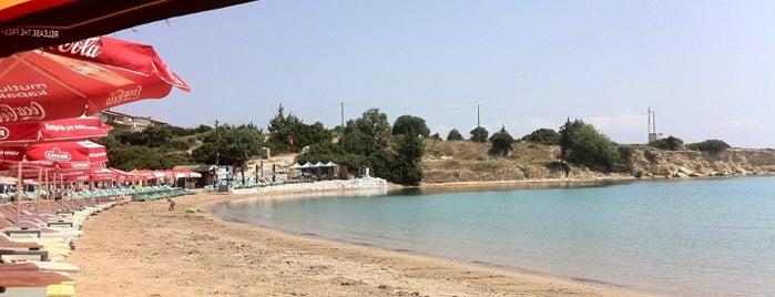 Kocakarı Plajı is one of Çeşme ve Deniz.