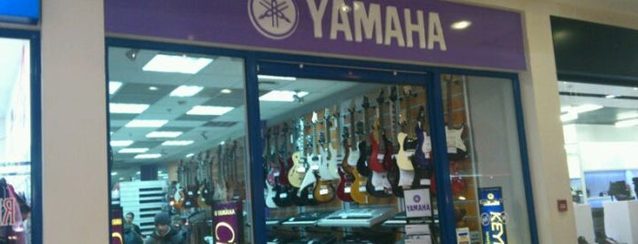 Yamaha (Jam) is one of Lieux qui ont plu à Oleksandr.