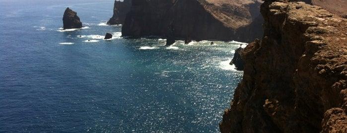 Miradouro da Pedra Furada is one of Madeira.