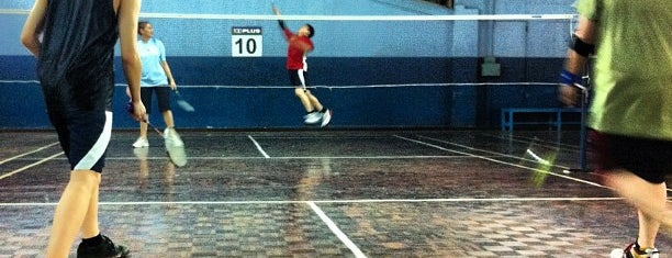 Subang Racquet & Golf Centre is one of Go Outdoor, MY #6.